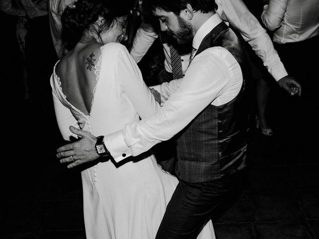 La boda de Javi y Alaitz en Bilbao, Vizcaya 164