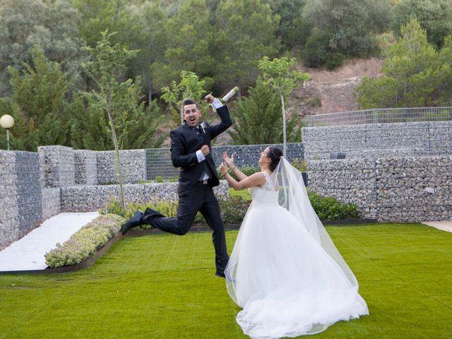 La boda de Iván y Esther en Monistrol De Montserrat, Barcelona 2