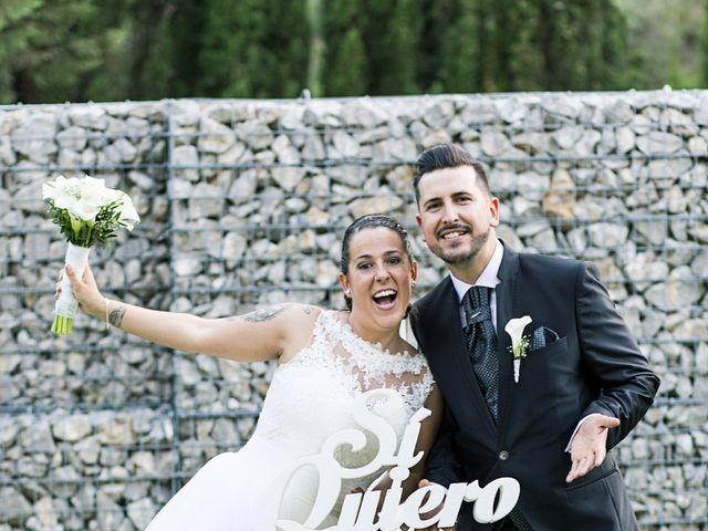 La boda de Iván y Esther en Monistrol De Montserrat, Barcelona 7