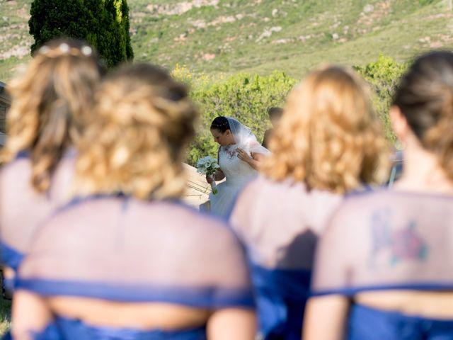 La boda de Iván y Esther en Monistrol De Montserrat, Barcelona 10