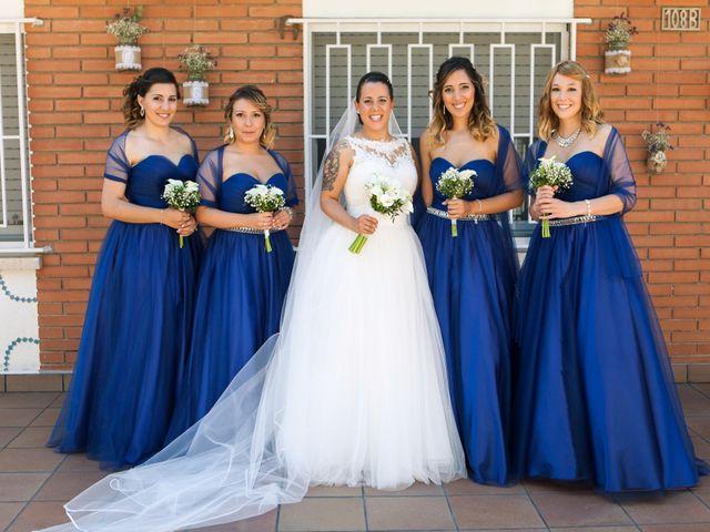 La boda de Iván y Esther en Monistrol De Montserrat, Barcelona 25