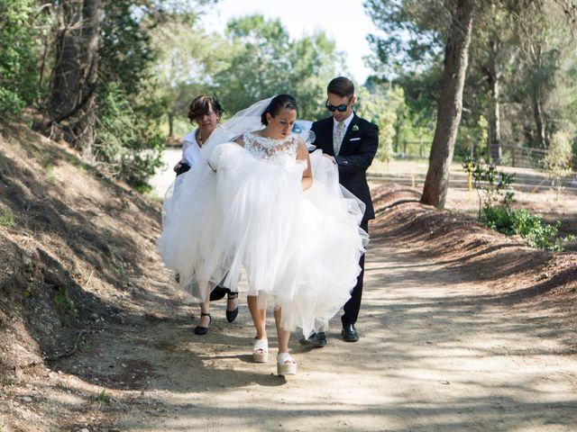 La boda de Iván y Esther en Monistrol De Montserrat, Barcelona 26