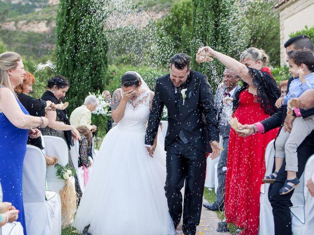 La boda de Iván y Esther en Monistrol De Montserrat, Barcelona 27