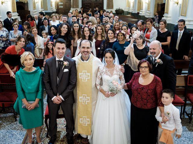 La boda de Jose y Gabriela en Ribarroja del Turia, Valencia 14