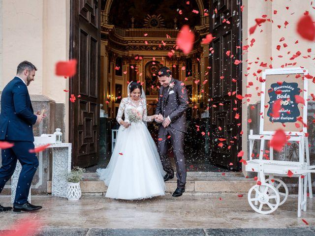 La boda de Jose y Gabriela en Ribarroja del Turia, Valencia 16