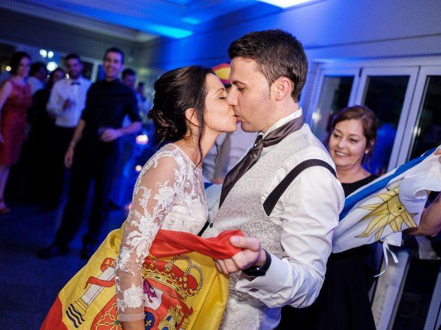 La boda de Jose y Gabriela en Ribarroja del Turia, Valencia 33