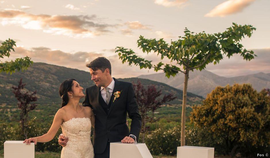 La boda de Nacho y Lucia en Collado Villalba, Madrid