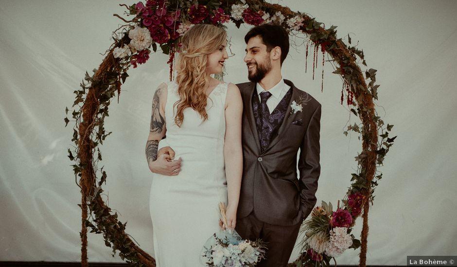 La boda de Alberto y Claudia en Madrid, Madrid