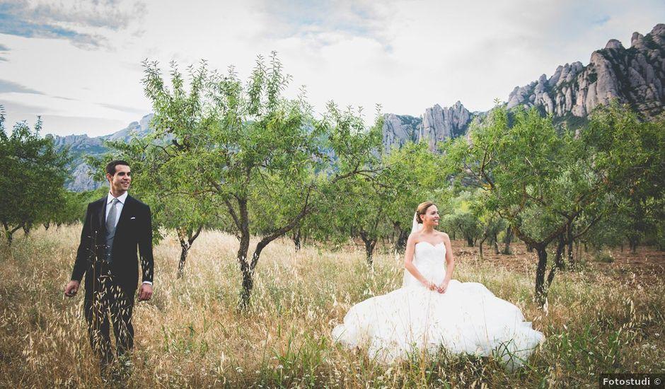 La boda de Albert y Anna en Sant Cugat Del Valles, Barcelona