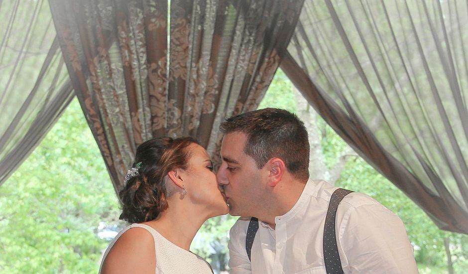 La boda de Gabriel y Alicia en Mirabel, Cáceres