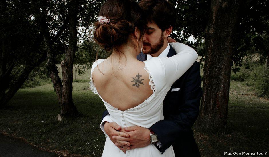 La boda de Javi y Alaitz en Bilbao, Vizcaya