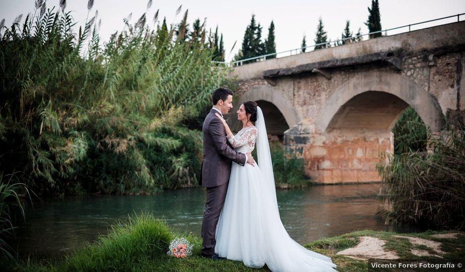 La boda de Jose y Gabriela en Ribarroja del Turia, Valencia