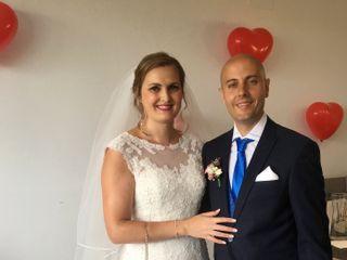 La boda de Loredana y Javier
