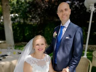 La boda de Loredana y Javier 3