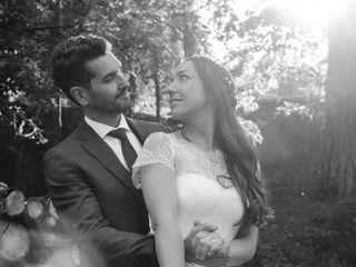 La boda de Marisa y Santi