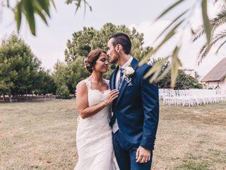 La boda de Lydia y Agus