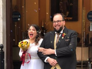 La boda de Adriana y Andrés 3