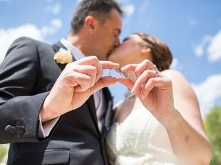 La boda de Elena y Luis Miguel