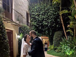 La boda de Belén y Vicente 1