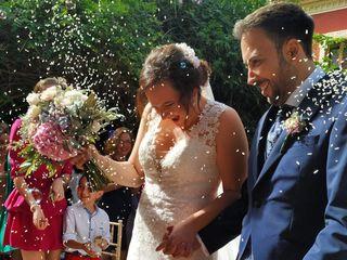 La boda de Andrea y Nacho