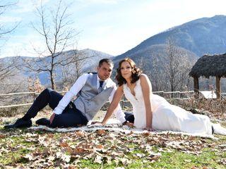 La boda de Amparo  y Javier