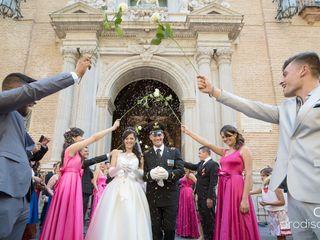 La boda de Rosi y Cosimo