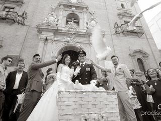 La boda de Rosi y Cosimo 3