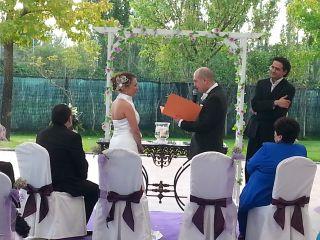 La boda de Patri y Javi 1