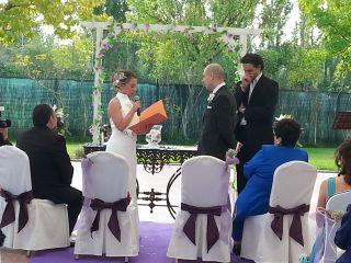 La boda de Patri y Javi 2