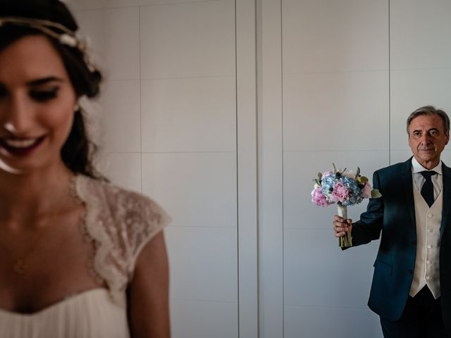La boda de Nacho y Cristina en Granada, Granada 15