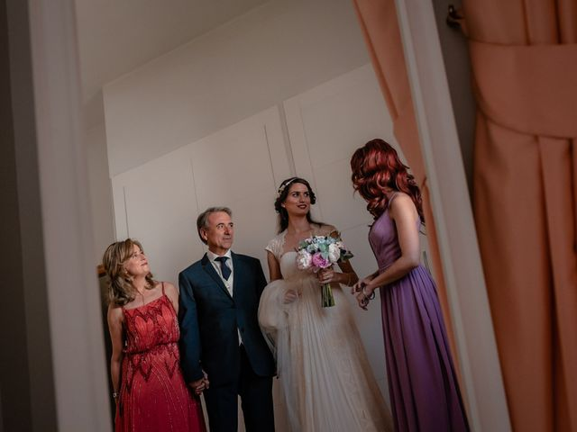 La boda de Nacho y Cristina en Granada, Granada 16