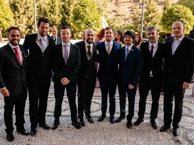 La boda de Nacho y Cristina en Granada, Granada 18