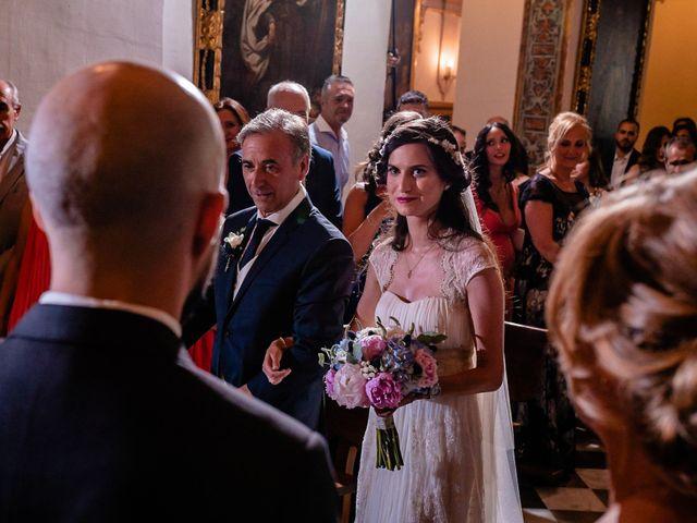 La boda de Nacho y Cristina en Granada, Granada 19