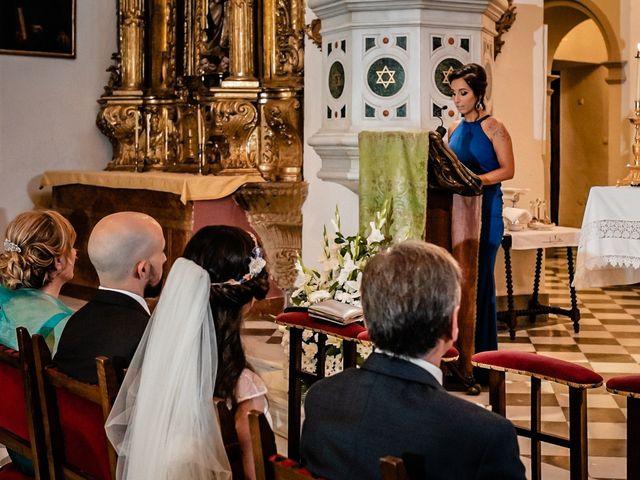 La boda de Nacho y Cristina en Granada, Granada 21