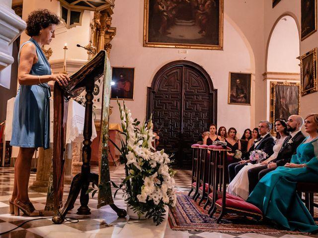 La boda de Nacho y Cristina en Granada, Granada 22