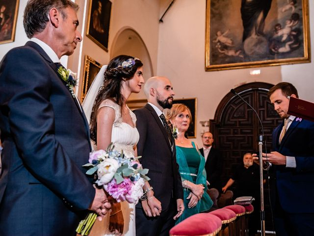 La boda de Nacho y Cristina en Granada, Granada 23