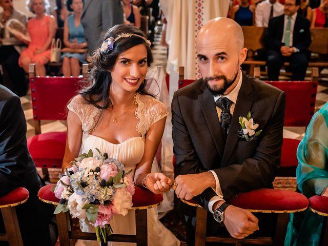 La boda de Nacho y Cristina en Granada, Granada 25