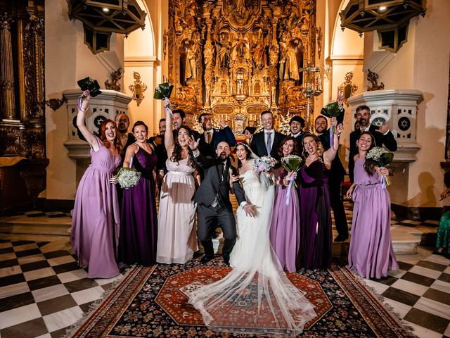 La boda de Nacho y Cristina en Granada, Granada 26