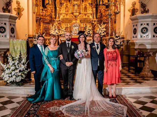 La boda de Nacho y Cristina en Granada, Granada 27