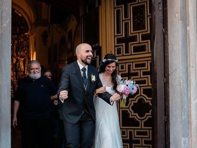 La boda de Nacho y Cristina en Granada, Granada 28