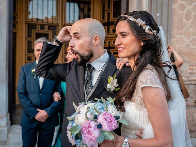 La boda de Nacho y Cristina en Granada, Granada 30
