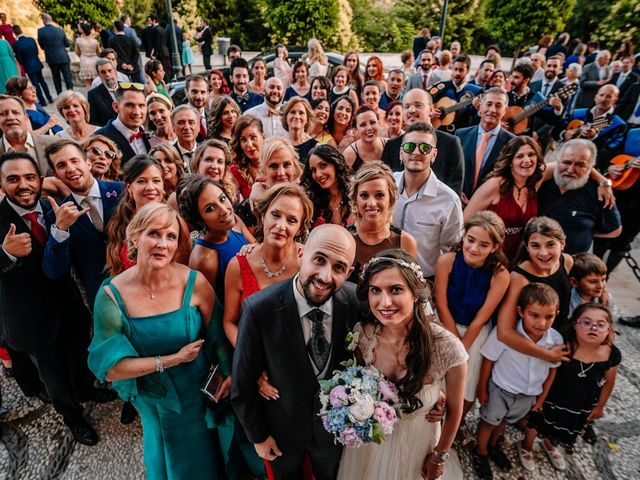 La boda de Nacho y Cristina en Granada, Granada 31