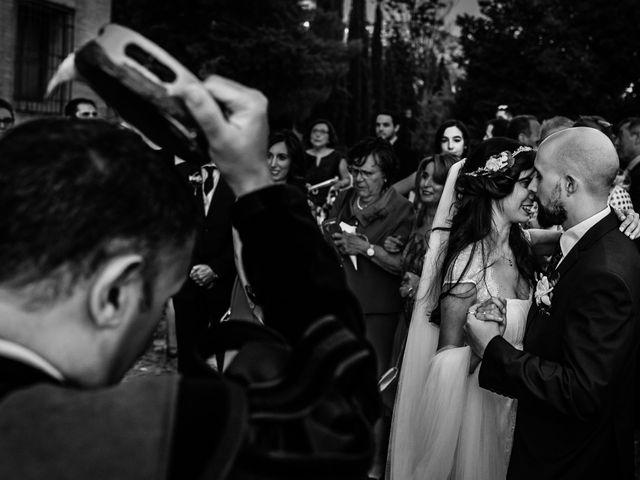 La boda de Nacho y Cristina en Granada, Granada 32