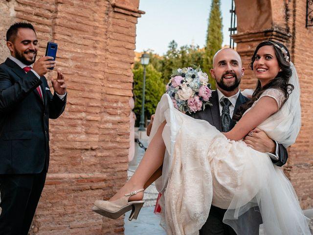 La boda de Nacho y Cristina en Granada, Granada 2
