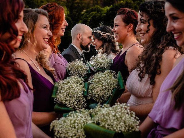 La boda de Nacho y Cristina en Granada, Granada 33