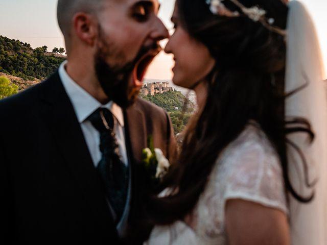 La boda de Nacho y Cristina en Granada, Granada 34