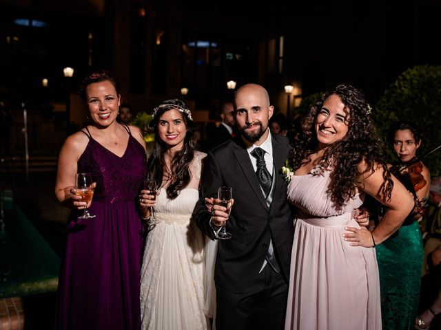 La boda de Nacho y Cristina en Granada, Granada 36