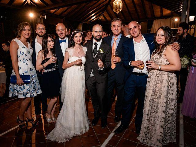 La boda de Nacho y Cristina en Granada, Granada 37