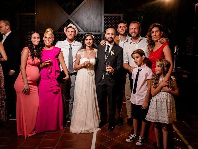 La boda de Nacho y Cristina en Granada, Granada 39