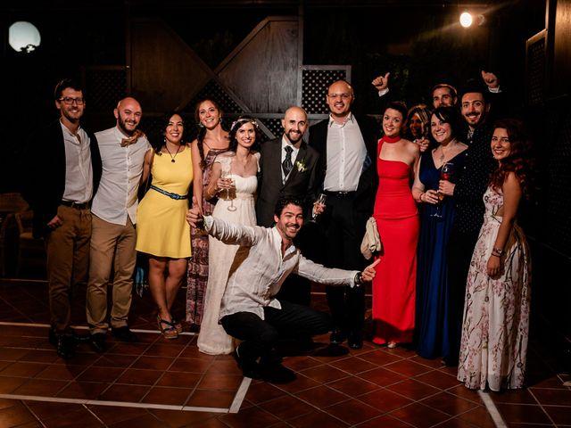 La boda de Nacho y Cristina en Granada, Granada 40